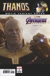 Marvel - Thanos (2019) # 1 Movie Variant