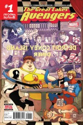 Marvel - Great Lakes Avengers #1
