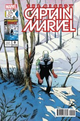 Marvel - Mighty Captain Marvel #0 NOW ICX Variant