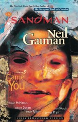 Vertigo - Sandman Vol 5 A Game of You TPB