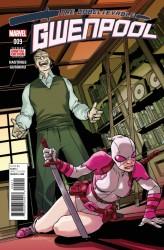 Marvel - Gwenpool #9