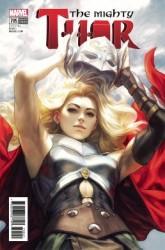 Marvel - Mighty Thor # 705 Artgerm Variant