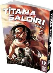 Gerekli Şeyler - Titana Saldırı 12