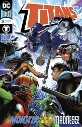DC - Titans # 24