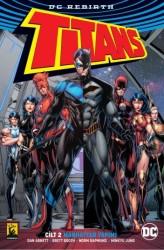 Arkabahçe - Titans Cilt 2 Manhattan Yapımı