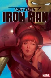 Marvel - Tony Stark Iron Man # 17 Mary Jane Variant