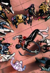 Marvel - Uncanny X-Men (1963 1st Series) # 524 2nd Ptg