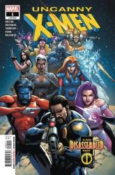 Marvel - Uncanny X-Men (2018) # 1