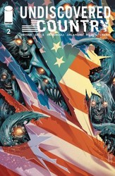 Boom - Undiscovered Country # 2 Manapul Variant
