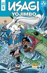 Presstij - Usagi Yojimbo Sayı 5