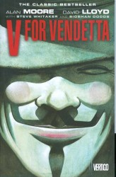 Vertigo - V For Vendetta TPB