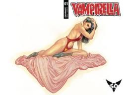 Dynamite - Vampirella (2019) # 1 Cover A Frank Cho