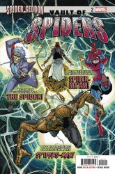 Marvel - Vault Of Spiders # 2