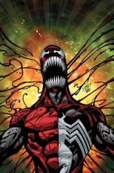 Marvel - Venom (2018) # 16 Lim Carnage-Ized Variant