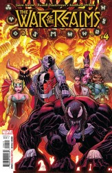 Marvel - War Of Realms # 4