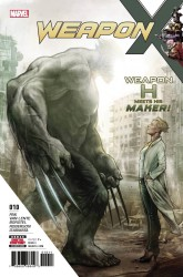 - Weapon X # 10