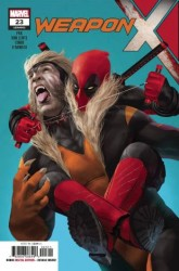 Marvel - Weapon X # 23 Yıldıray Çınar İmzalı