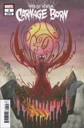 Marvel - Web Of Venom Carnage Born # 1 Bederman Variant