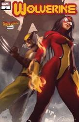Marvel - Wolverine (2020) # 2 Parel Spider-Woman Variant