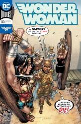 DC - Wonder Woman # 55