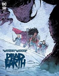 DC - Wonder Woman Dead Earth # 2