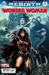 DC - Wonder Woman #1
