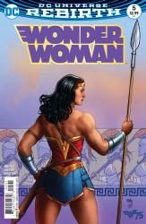 DC - Wonder Woman #5 Variant