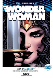 YKY - Wonder Woman (Rebirth) Cilt 1 Yalanlar
