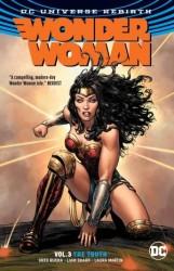DC - Wonder Woman (Rebirth) Vol 3 The Truth TPB