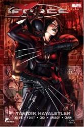 Çizgi Düşler - X-Force Cilt 2 Tanıdık Hayaletler