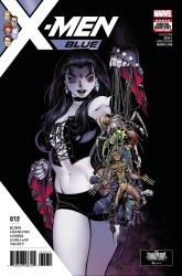 Marvel - X-Men Blue # 12