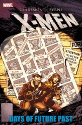 Marvel - X-Men Days of the Future Past TPB