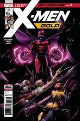Marvel - X-Men Gold # 14
