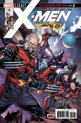 Marvel - X-Men Gold # 16