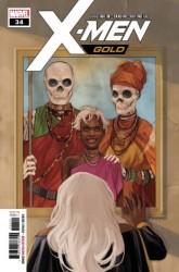 Marvel - X-Men Gold # 34