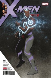 Marvel - X-Men Red # 6