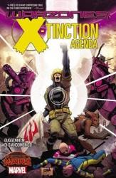 Marvel - X-Tinction Agenda Warzones! TPB