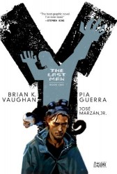 Vertigo - Y The Last Man Book One TPB