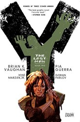Vertigo - Y The Last Man Book Two TPB