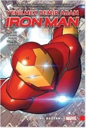 Arkabahçe - Yenilmez Demir Adam Iron Man Cilt 1 Sil Baştan