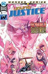DC - Young Justice # 5