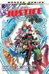 DC - Young Justice Vol 2 Lost In The Multiverse HC