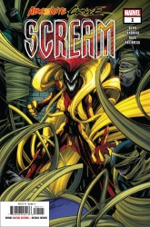 Marvel - Absolute Carnage Scream # 1