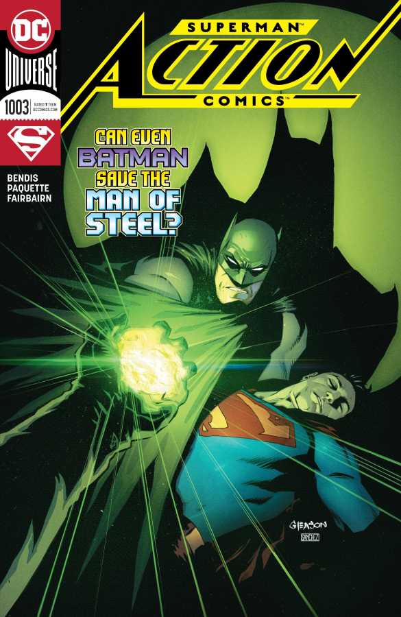 DC - Action Comics # 1003