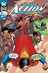 DC - Action Comics # 1021