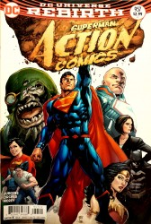DC - Action Comics # 957 2nd PTG