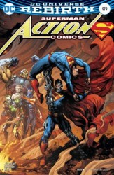 DC - Action Comics # 979 Variant