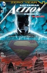 DC - Action Comics (New 52) # 25