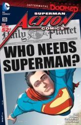 DC - Action Comics (New 52) # 35