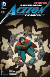 DC - Action Comics (New 52) # 39